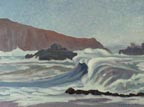 Linda Sorensen Blind Beach Wave Thumbnail